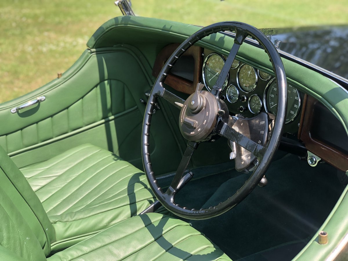 1937 Riley Lynx-Sprite - Major professional restoration SOLD (picture 20 of 24)