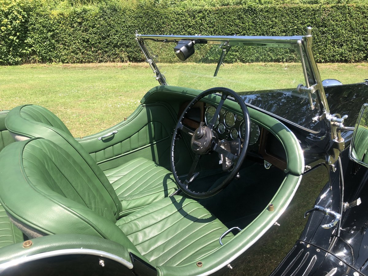 1937 Riley Lynx-Sprite - Major professional restoration For Sale (picture 22 of 24)