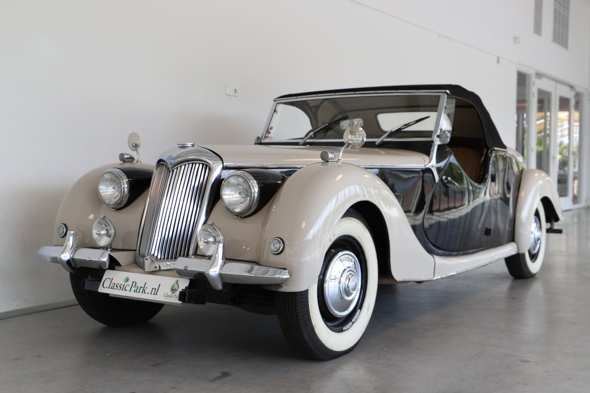 (1104) Riley RMC roadster 1950 For Sale (picture 1 of 6)