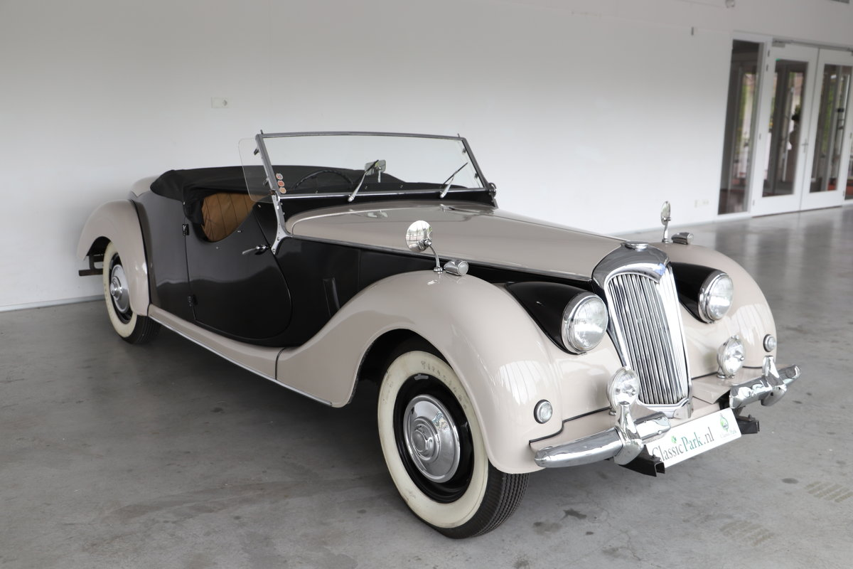 (1104) Riley RMC roadster 1950 For Sale (picture 3 of 6)