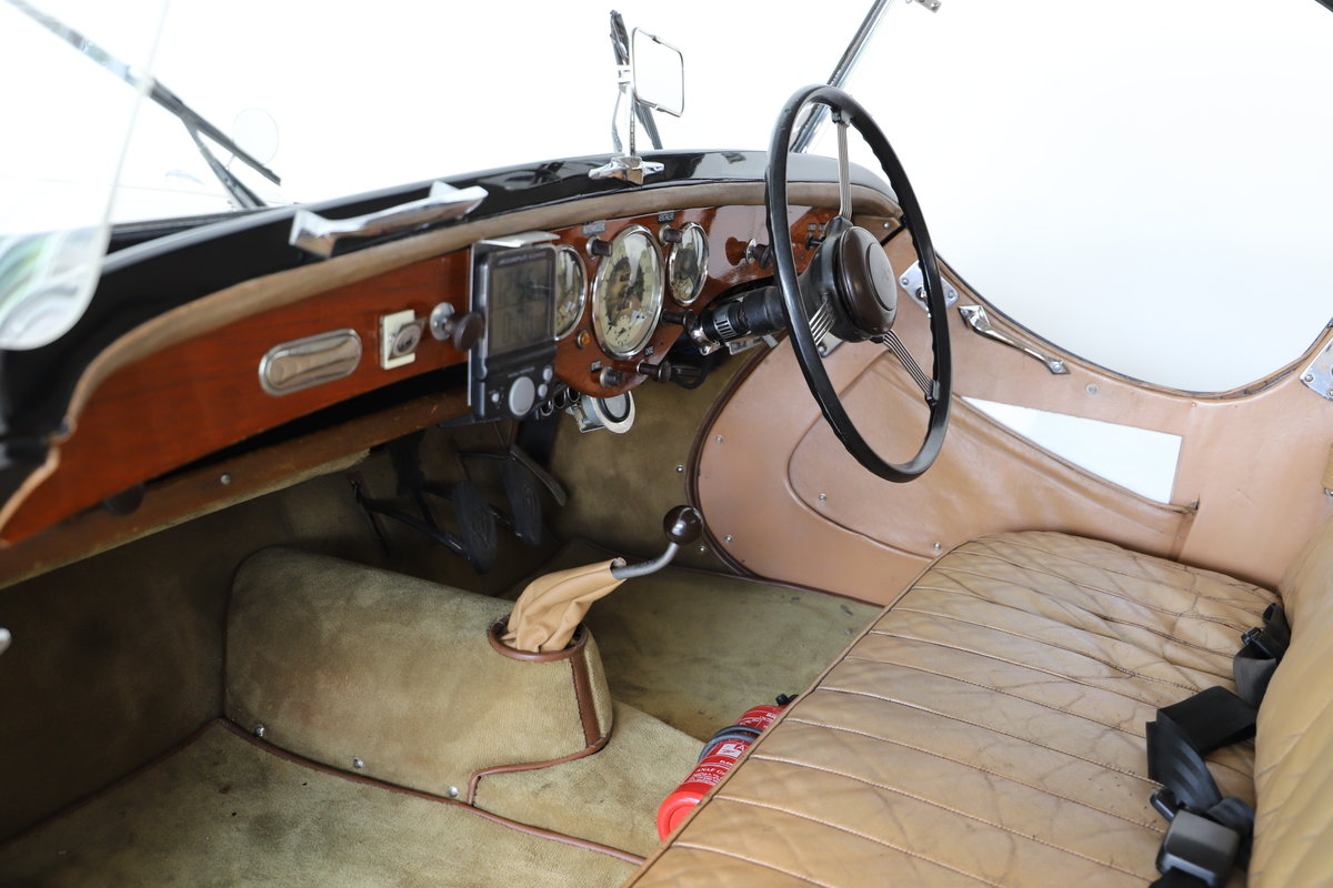 (1104) Riley RMC roadster 1950 For Sale (picture 4 of 6)
