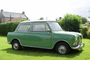 Picture of 1967 RILEY ELF MARK III - CUMBERLAND GREEN, VERY PRETTY! SOLD