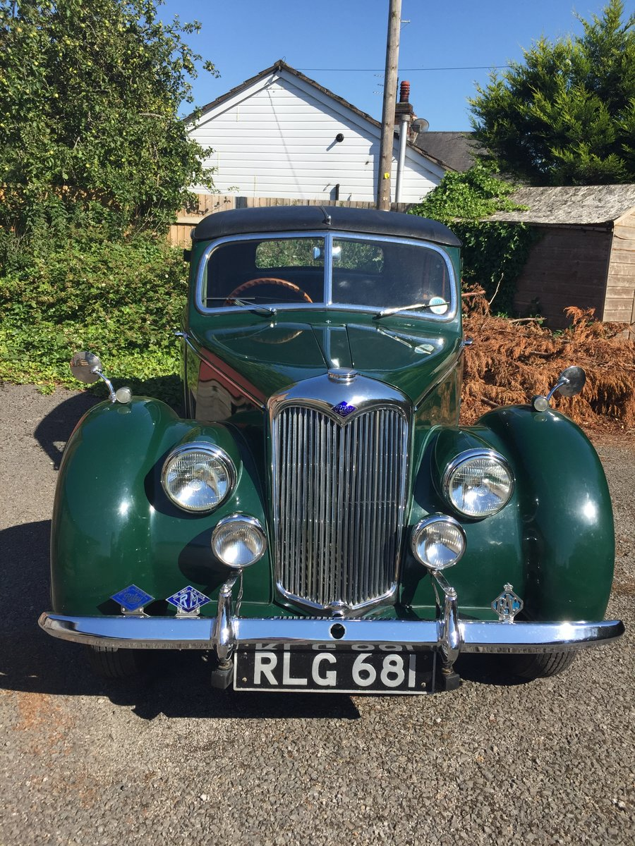 1953 Riley RME 1.5 SOLD (picture 1 of 6)