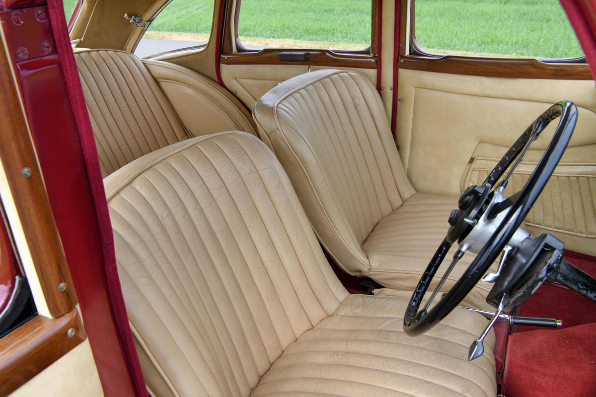 1936 Riley 15/6 Kestrel For Sale (picture 3 of 24)