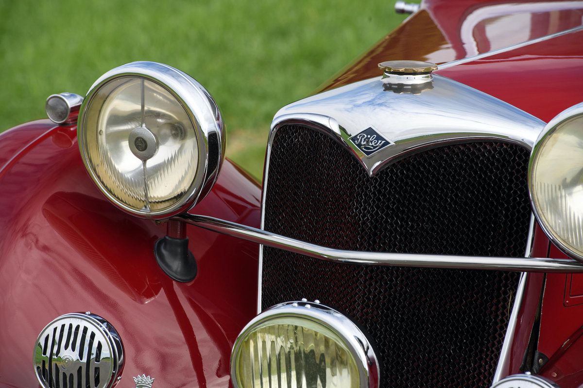 1936 Riley 15/6 Kestrel For Sale (picture 8 of 24)