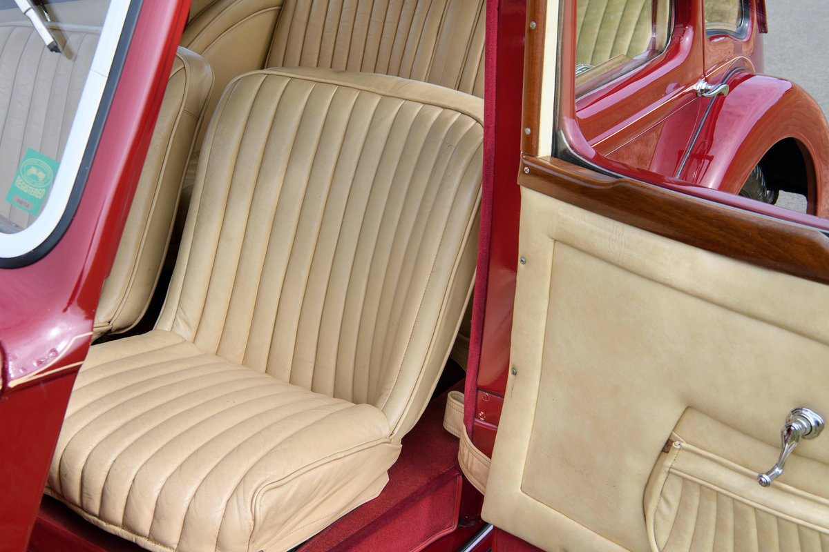 1936 Riley 15/6 Kestrel For Sale (picture 13 of 24)