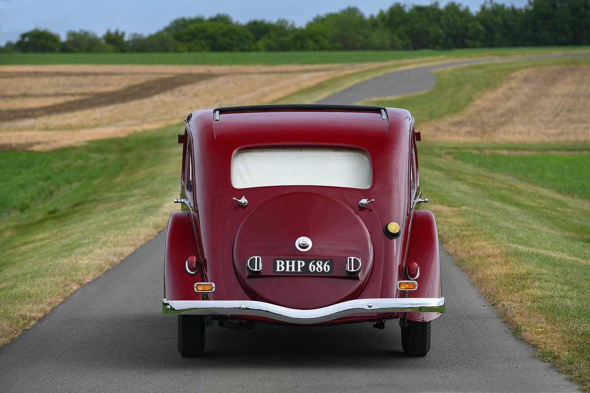 1936 Riley 15/6 Kestrel For Sale (picture 15 of 24)