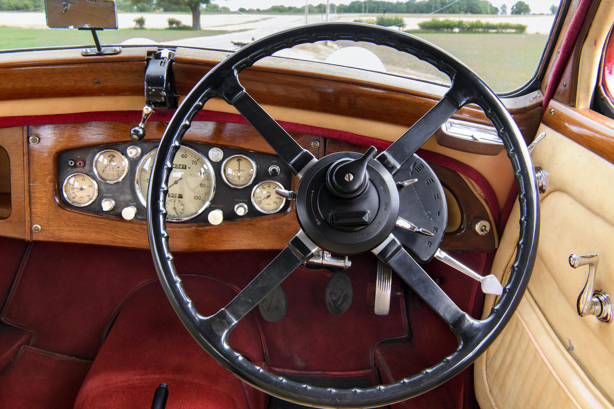 1936 Riley 15/6 Kestrel For Sale (picture 16 of 24)
