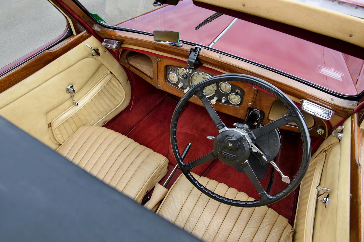 1936 Riley 15/6 Kestrel For Sale (picture 17 of 24)