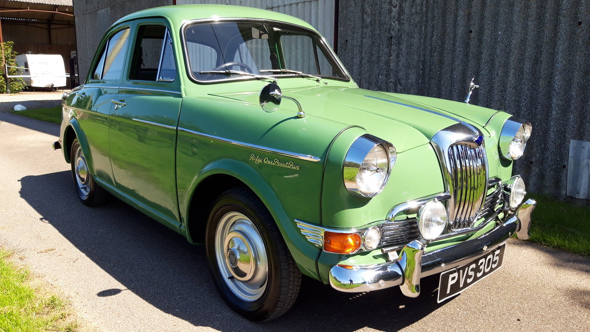 1961 RILEY 1.5 For Sale (picture 1 of 6)