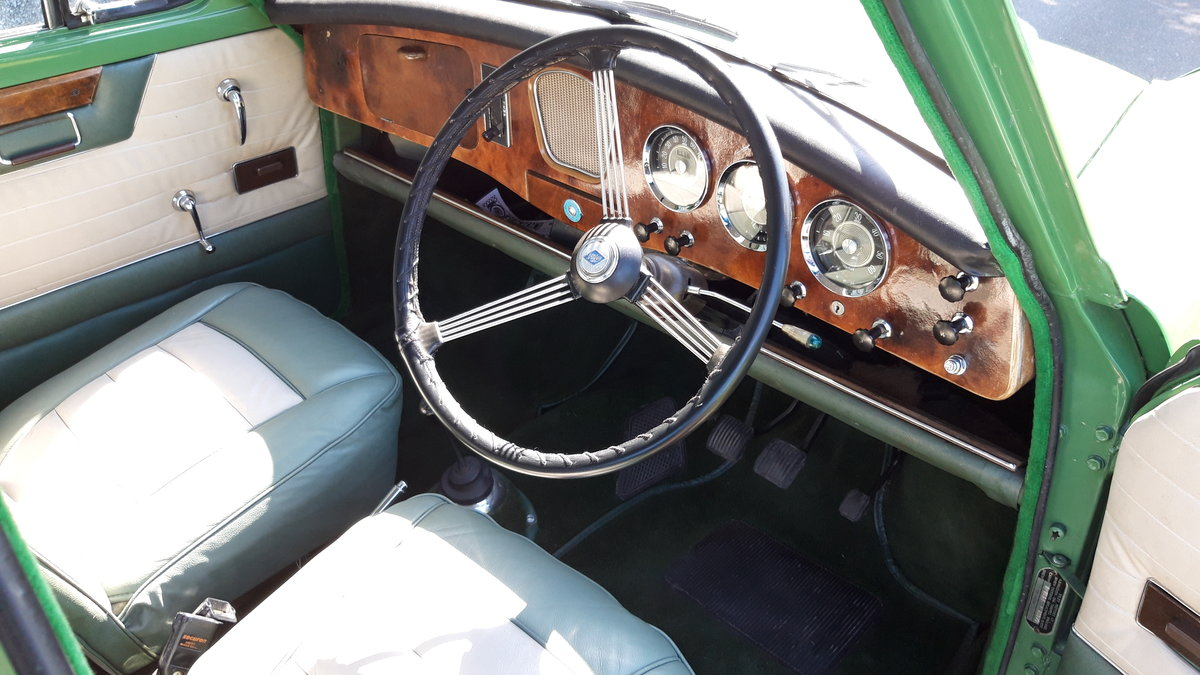 1961 RILEY 1.5 For Sale (picture 2 of 6)