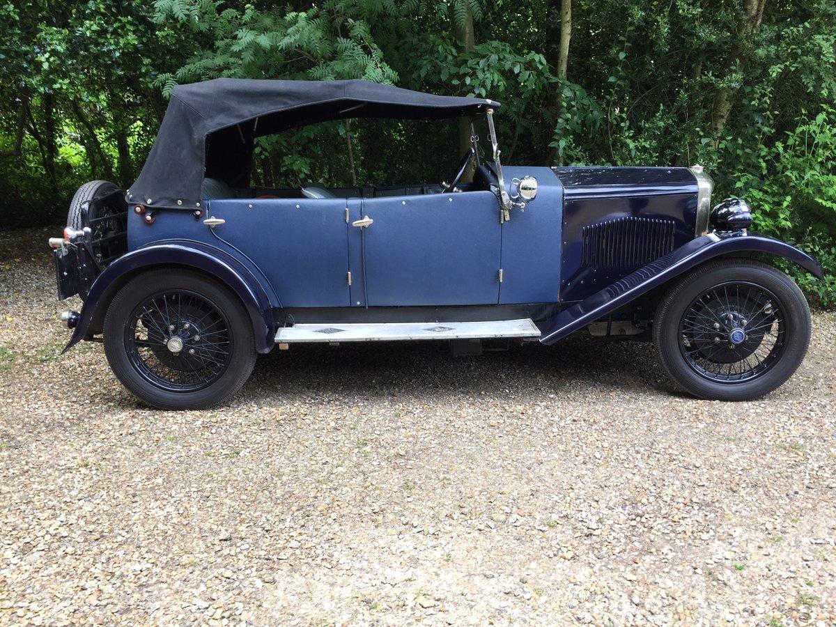 1928 Riley 9 Tourer - ideal VSCC car For Sale (picture 1 of 5)