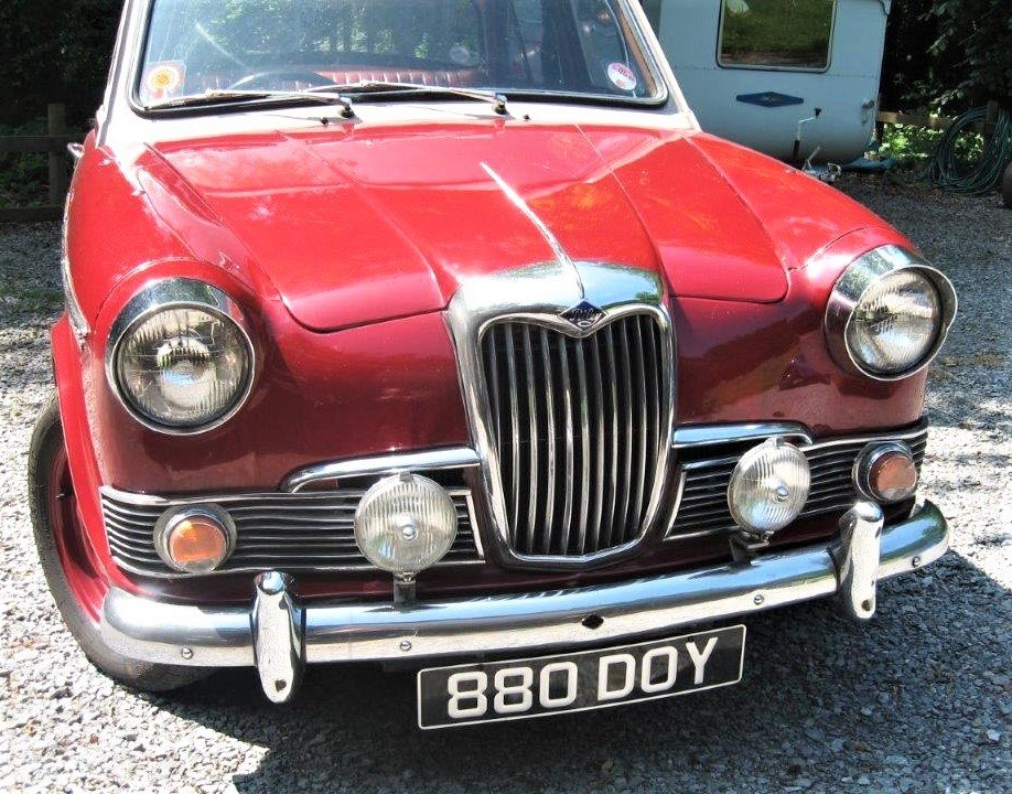 1964 Modified Riley One Point Five  SOLD (picture 1 of 6)