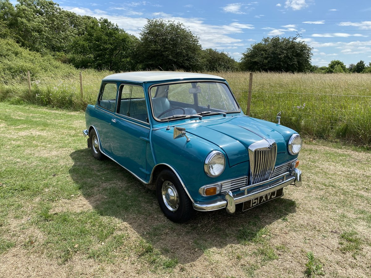 1962 Riley Elf MK1 For Sale (picture 1 of 6)