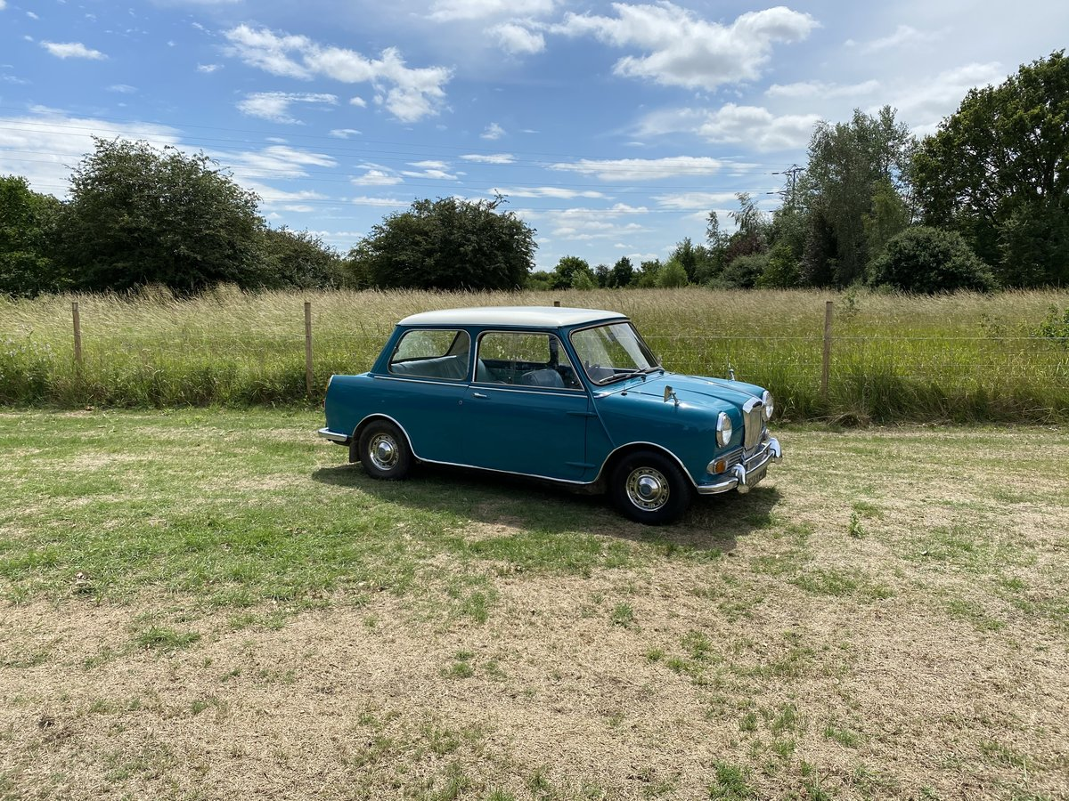 1962 Riley Elf MK1 For Sale (picture 2 of 6)