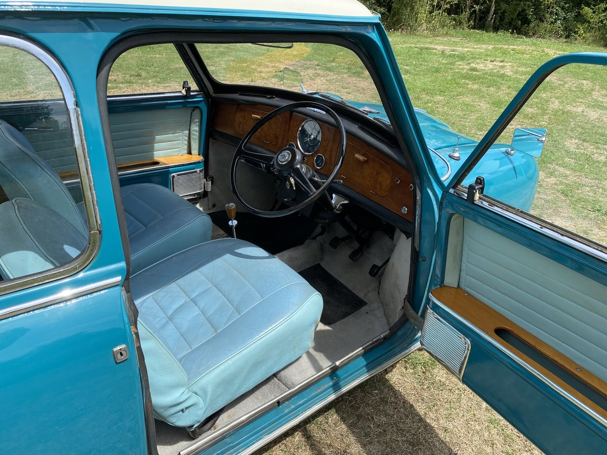 1962 Riley Elf MK1 For Sale (picture 3 of 6)