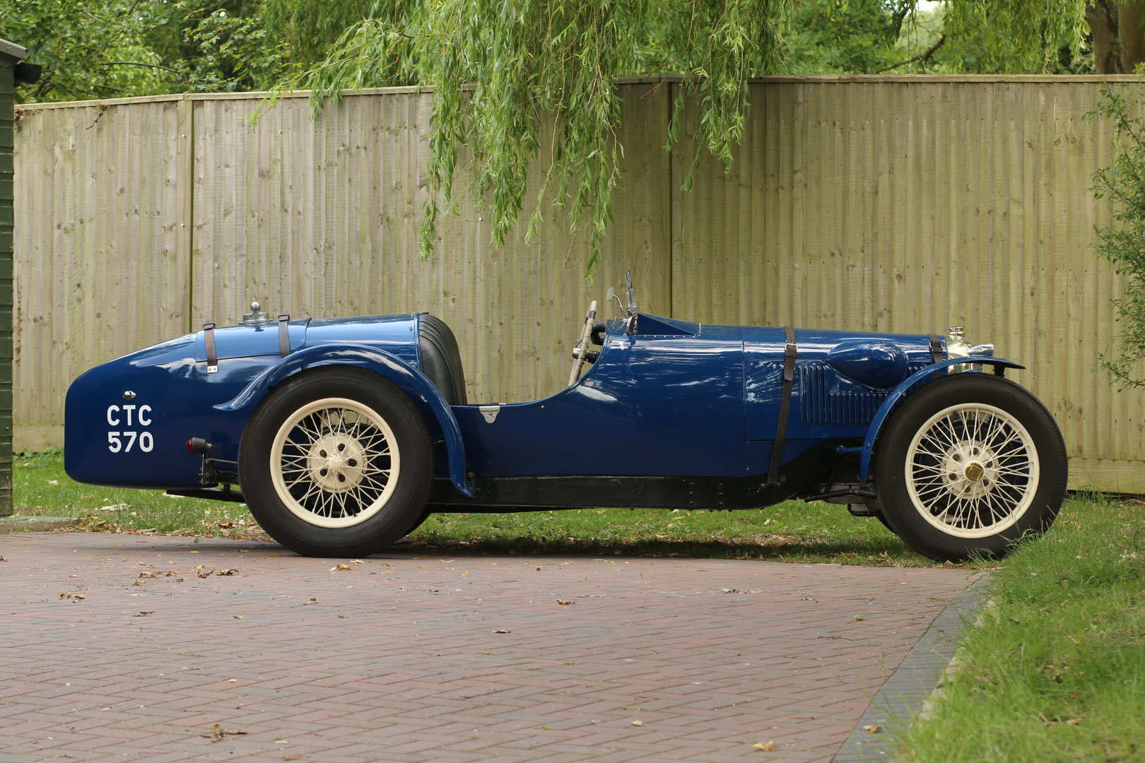 1928 Riley 9 Brooklands For Sale (picture 1 of 6)