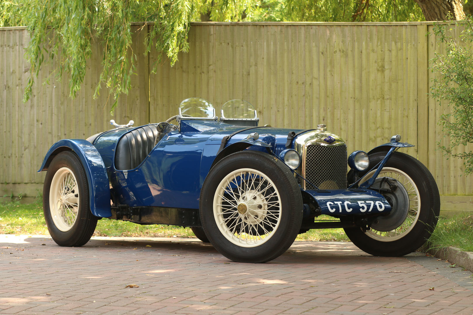 1928 Riley 9 Brooklands For Sale (picture 2 of 6)