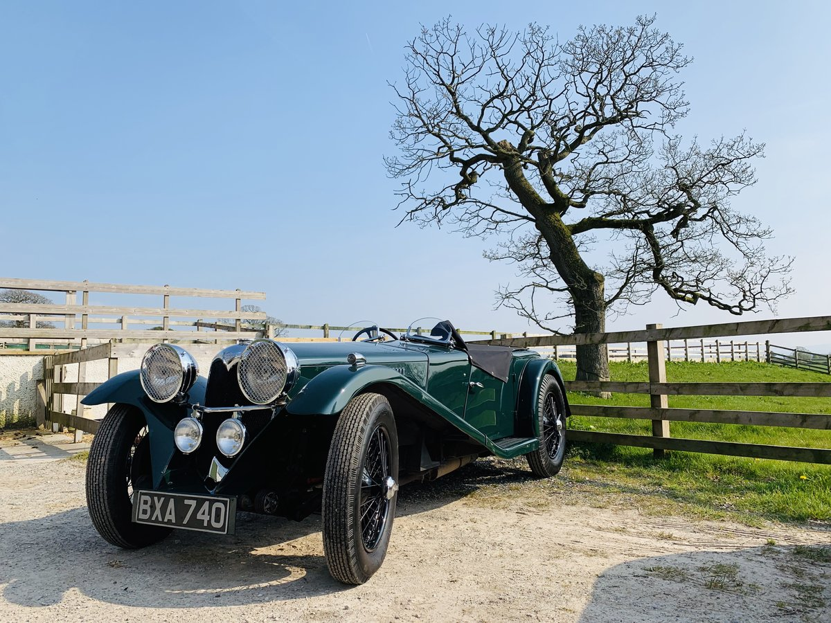 1935 Riley 12/4 Special 2+2 Sports Tourer For Sale (picture 3 of 10)
