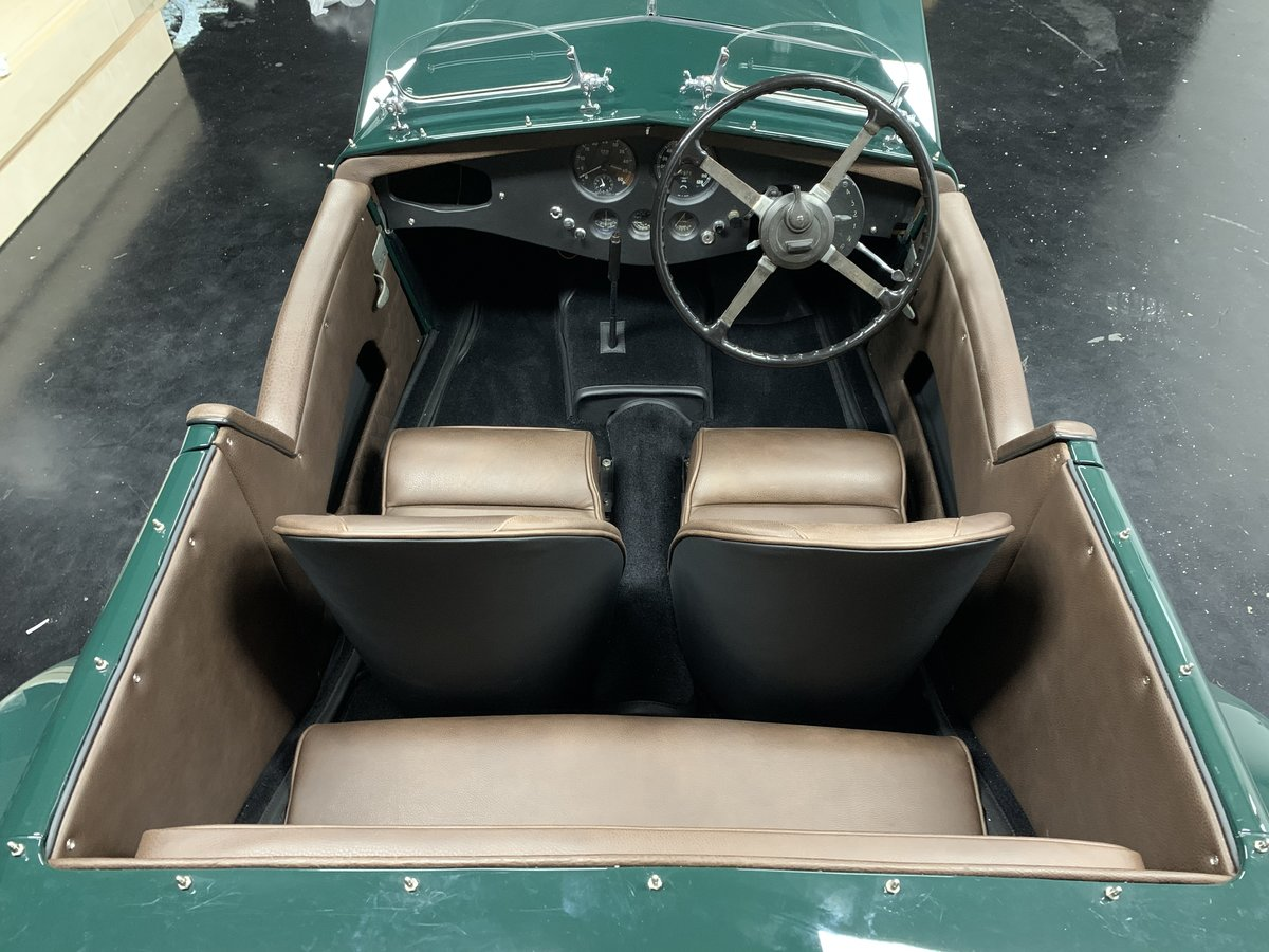 1935 Riley 12/4 Special 2+2 Sports Tourer For Sale (picture 5 of 10)