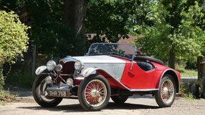 1935 Riley 9 Special
