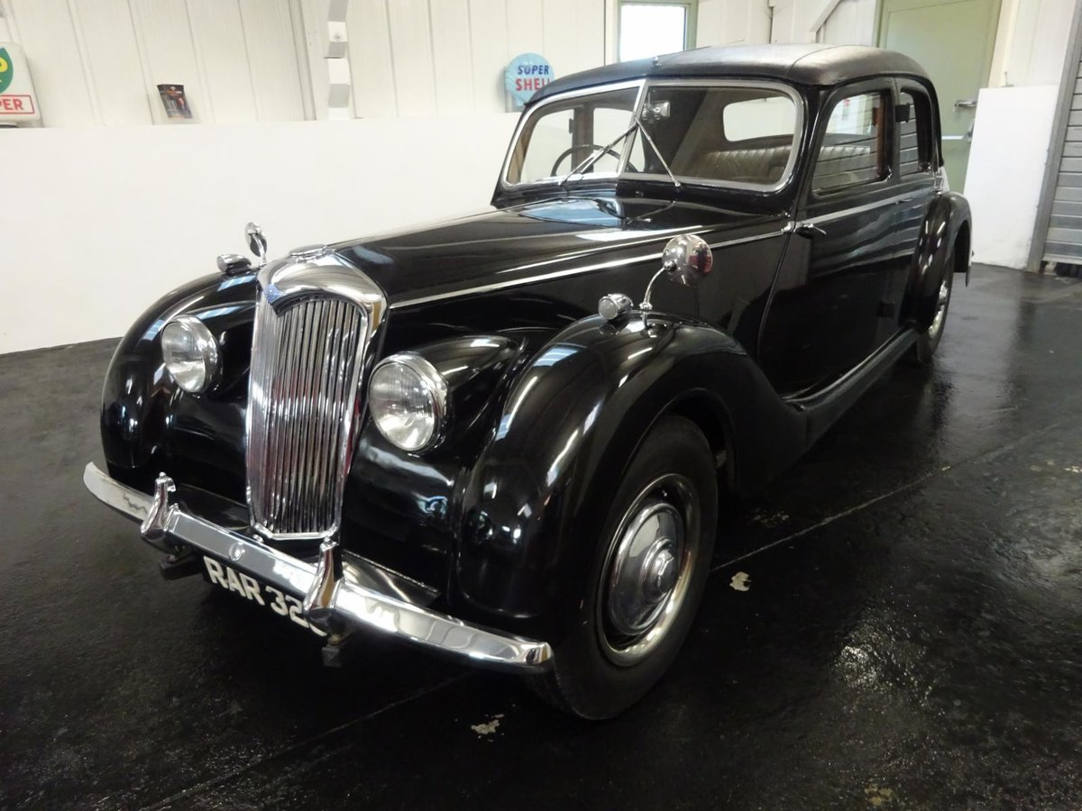 1953 Riley RMF For Sale (picture 1 of 6)