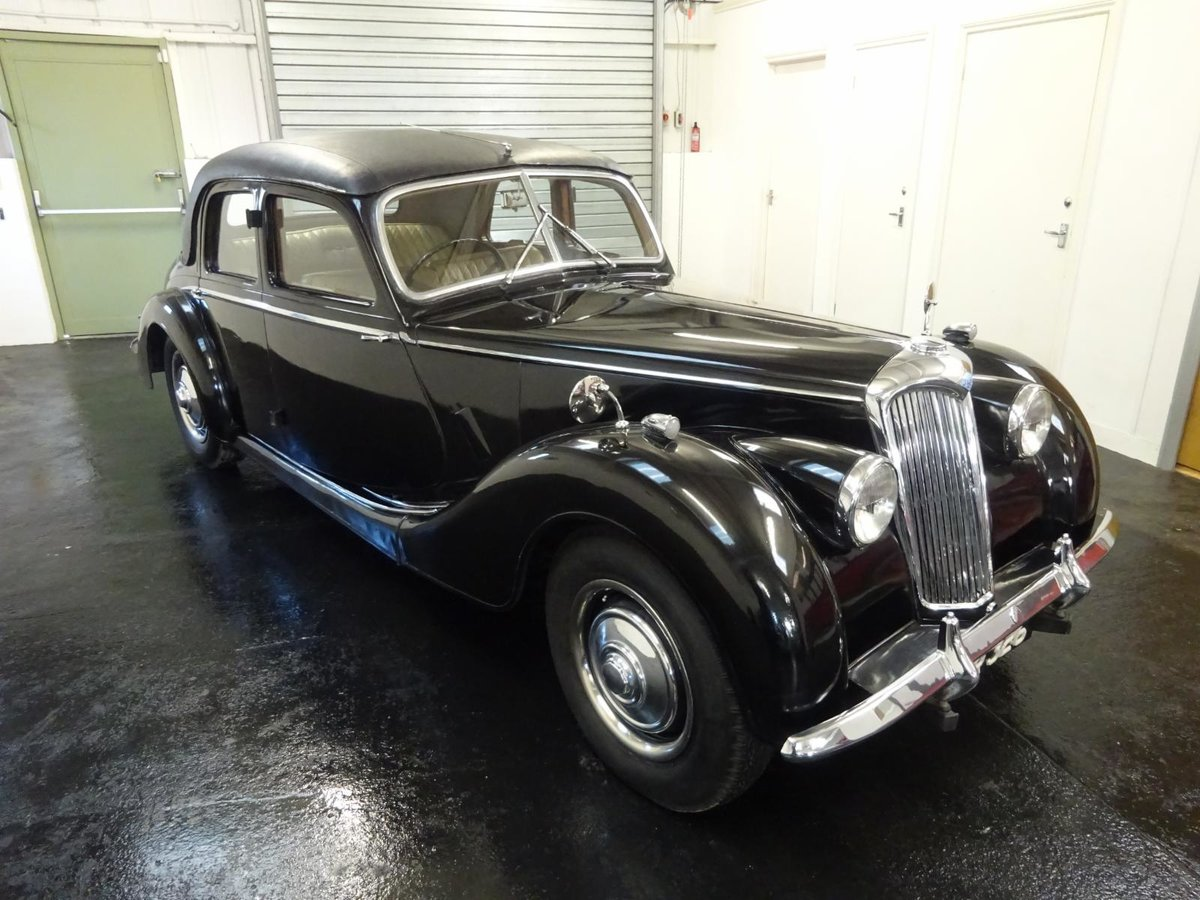 1953 Riley RMF For Sale (picture 2 of 6)