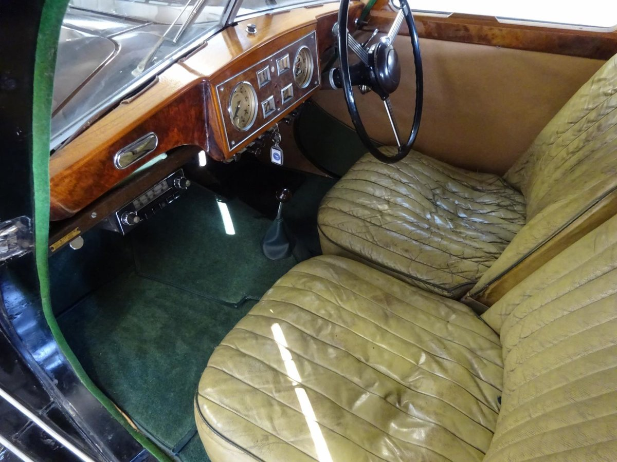 1953 Riley RMF For Sale (picture 3 of 6)