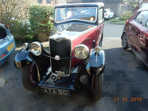 1934 Classic Riley For Sale