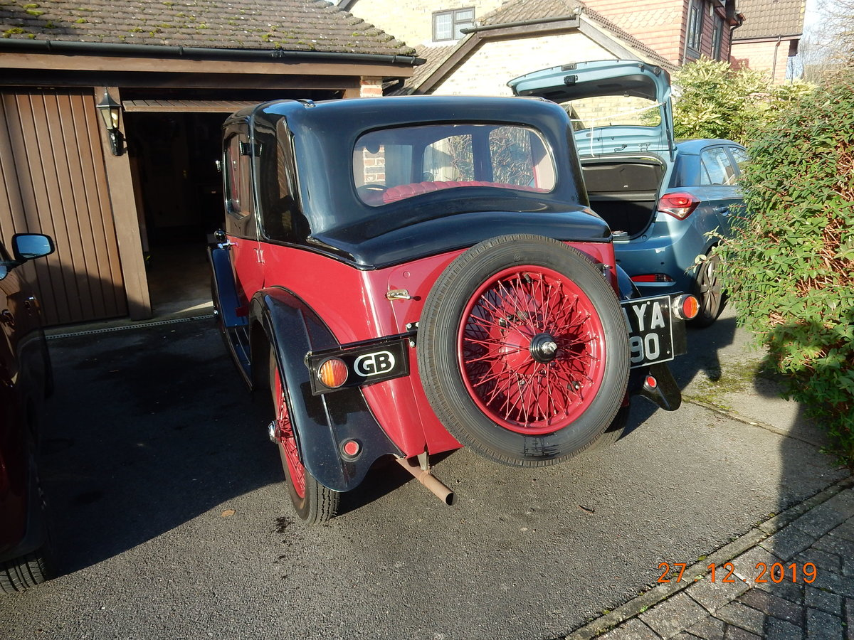 1934 Classic Riley For Sale (picture 3 of 6)