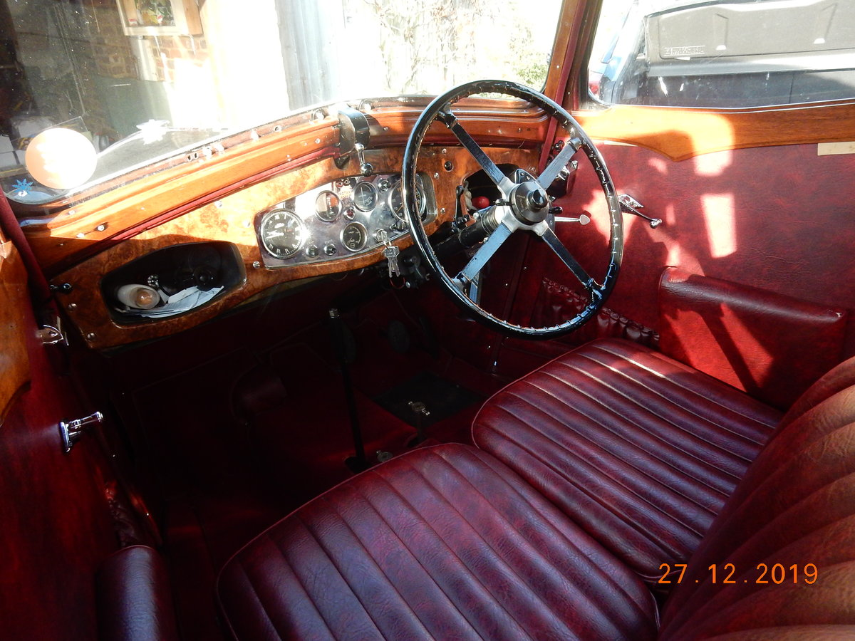 1934 Classic Riley For Sale (picture 5 of 6)