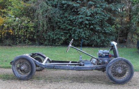 Picture of 1932 Riley 9 Monaco FOR RESTORATION SOLD