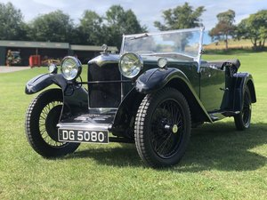 1932 Riley Gamecock - present owner over 20 years