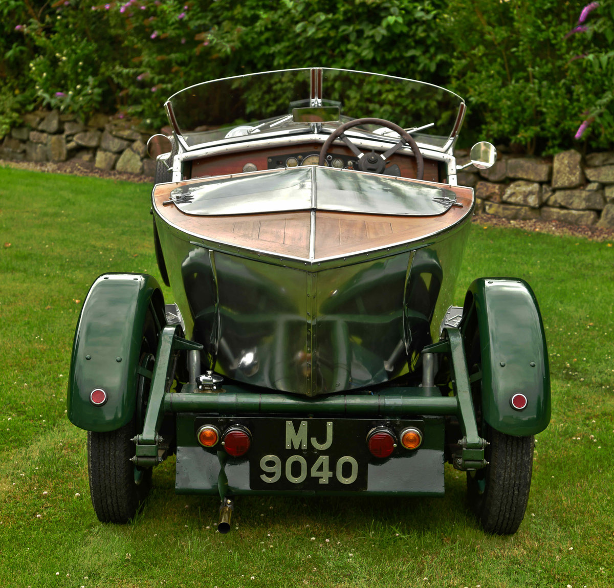1935 Riley Kestrel Boat Tail. For Sale (picture 4 of 6)