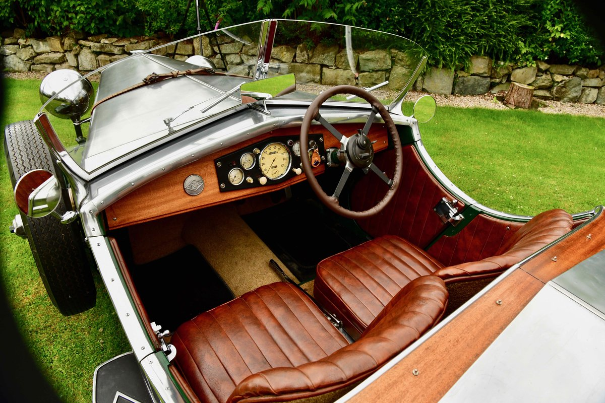 1935 Riley Kestrel Boat Tail. For Sale (picture 5 of 6)