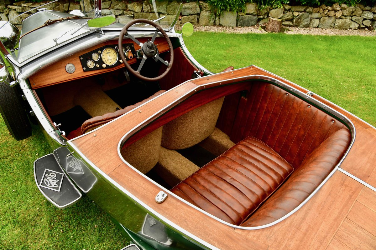1935 Riley Kestrel Boat Tail. For Sale (picture 6 of 6)
