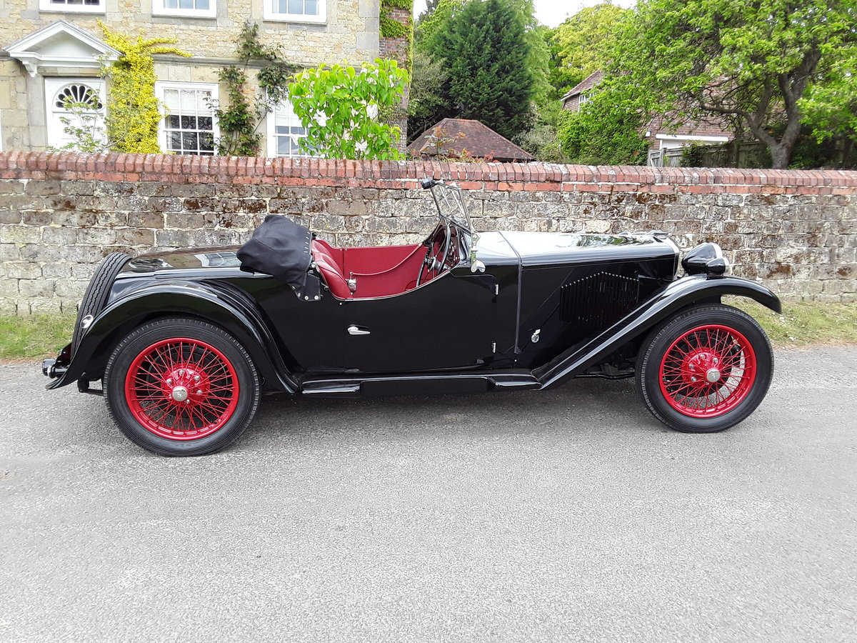 1932 Riley Gamecock For Sale (picture 1 of 5)