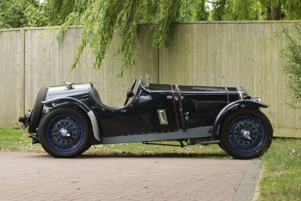 1935 Riley 12/4 Special For Sale (picture 2 of 6)