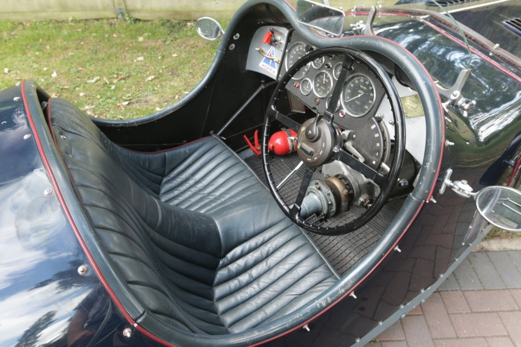 1935 Riley 12/4 Special For Sale (picture 4 of 6)