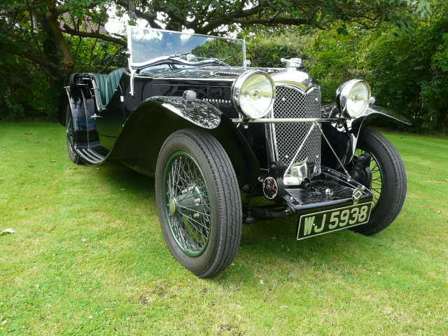 1933 RILEY 9 MARCH SPECIAL For Sale (picture 1 of 6)