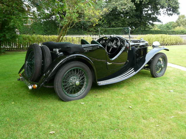 1933 RILEY 9 MARCH SPECIAL For Sale (picture 2 of 6)