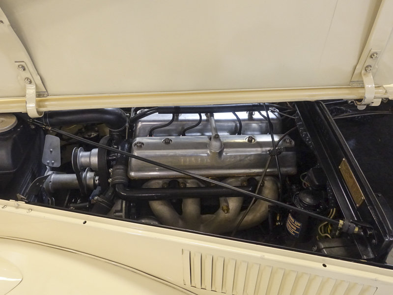 1951 Riley RMD 2 1/2 Litre Drophead Coupe For Sale (picture 5 of 6)