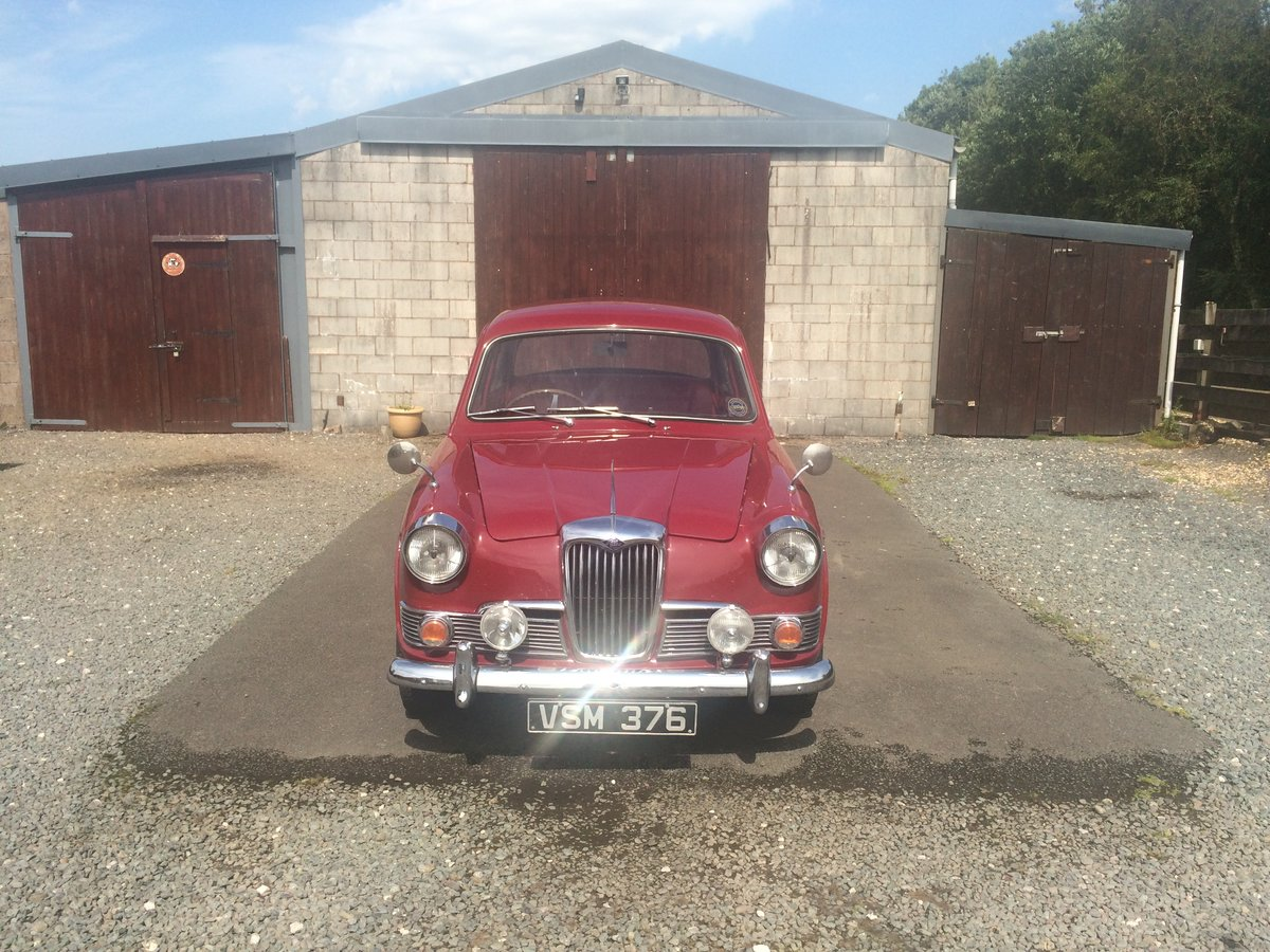 1959 Riley 1.5 For Sale (picture 1 of 6)