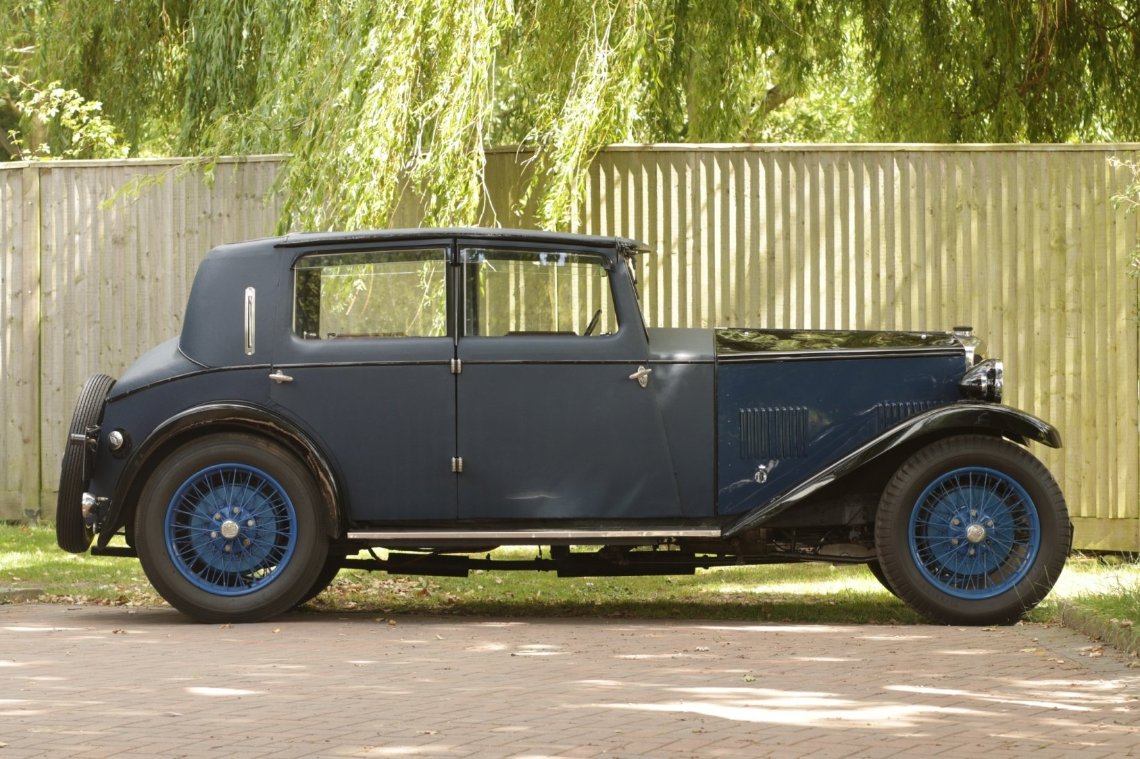 1931 Riley Alpine Saloon For Sale (picture 2 of 6)