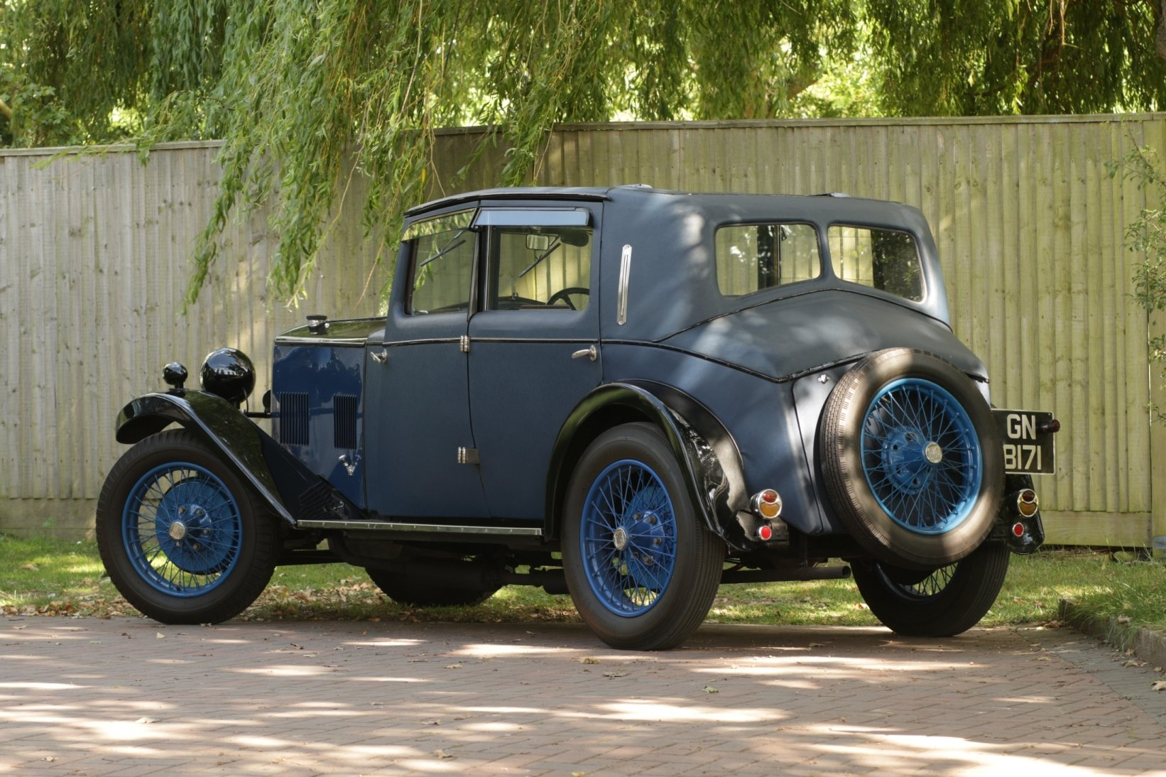 1931 Riley Alpine Saloon For Sale (picture 3 of 6)