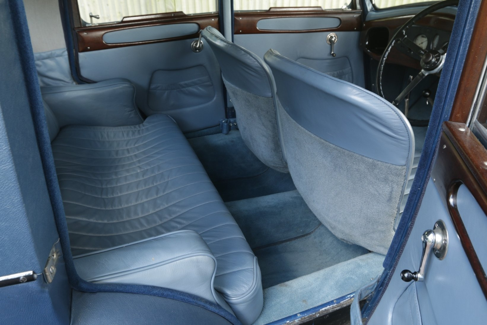 1931 Riley Alpine Saloon For Sale (picture 5 of 6)