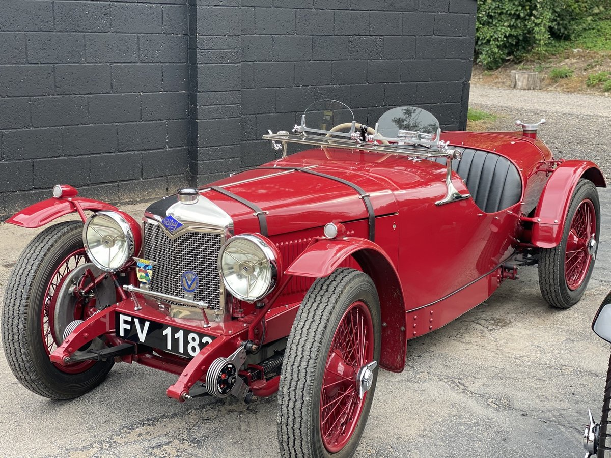 1930 Riley Nine 'Brooklands Evocation' built by Allen Clear For Sale (picture 1 of 20)