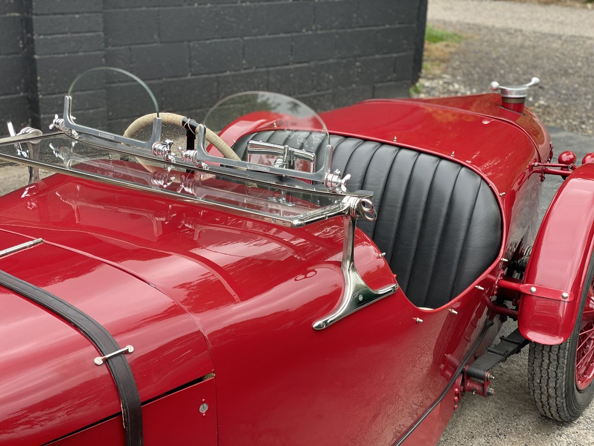 1930 Riley Nine 'Brooklands Evocation' built by Allen Clear For Sale (picture 4 of 20)