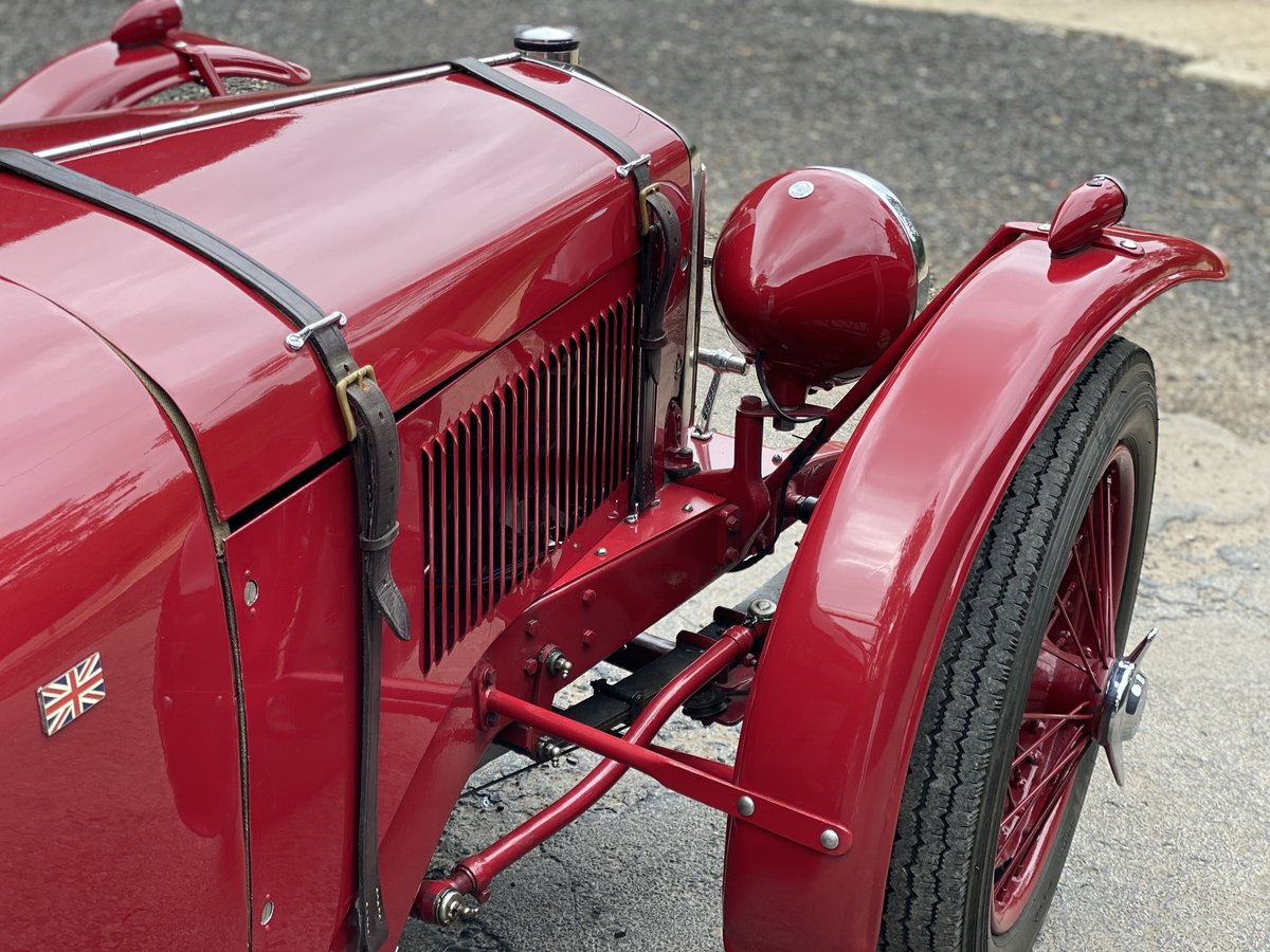1930 Riley Nine 'Brooklands Evocation' built by Allen Clear For Sale (picture 11 of 20)