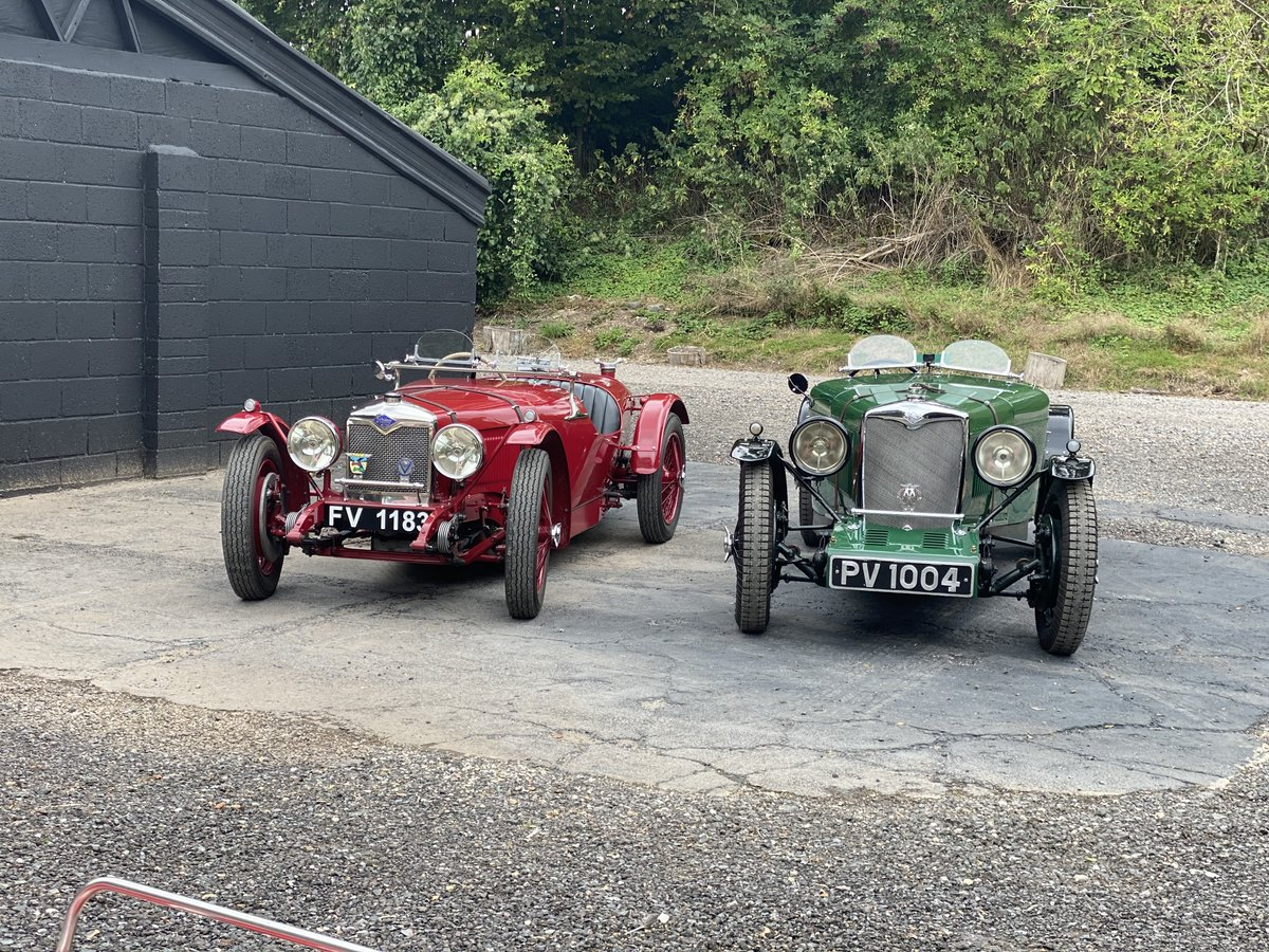 1930 Riley Nine 'Brooklands Evocation' built by Allen Clear For Sale (picture 18 of 20)